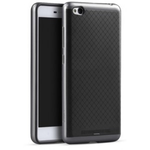 Чехол-накладка iPaky Original для Xiaomi Redmi 3 (серебро)