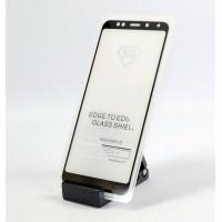 Защитное стекло 5D для Xiaomi Redmi 5 Plus (black)