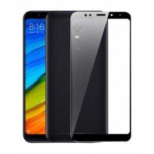 Защитное стекло 3D для Xiaomi Redmi Note 5 (black)