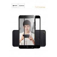 Защитное стекло для Xiaomi Redmi 4X (black)