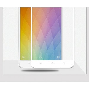 Защитное стекло для Xiaomi Redmi Note 4X (white)