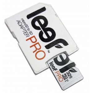 Карта памяти Leef PRO microSDHC UHS-I 32GB сlass10+SD