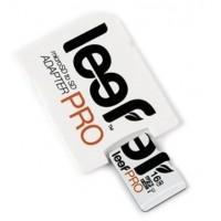 Карта памяти Leef PRO microSDHC UHS-I 16GB сlass10+SD