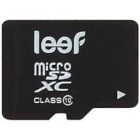 Карта памяти Leef microSDXC UHS-I 64GB сlass10