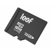 Карта памяти Leef microSDHC UHS-I 32GB сlass10