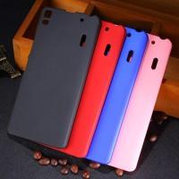 Чехол-накладка для Lenovo K3 Note (черный)