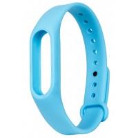 Ремешок для браслета Xiaomi Mi Band 2 blue