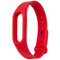 Ремешок для браслета Xiaomi Mi Band 2 red