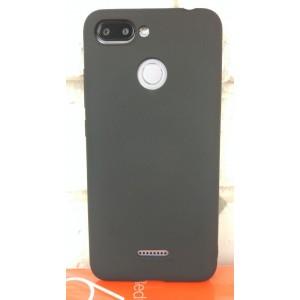 Чехол MOLAN CANO (Black) для Xiaomi Redmi 6