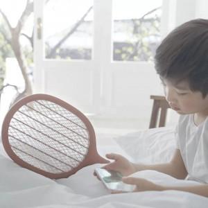 Электрическая мухобойка репеллент Xiaomi Solove P1 Brown