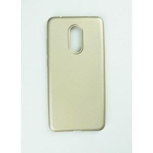 Чехол-накладка для Xiaomi Redmi 5 Plus (Gold)