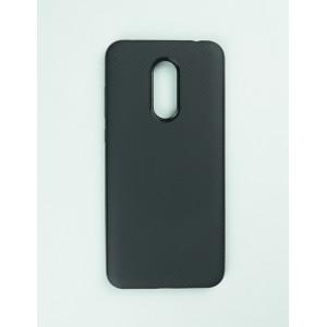 Чехол-накладка для Xiaomi Redmi 5 Plus (Black)