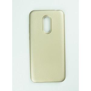 Чехол-накладка для Xiaomi Redmi 5 (Gold)