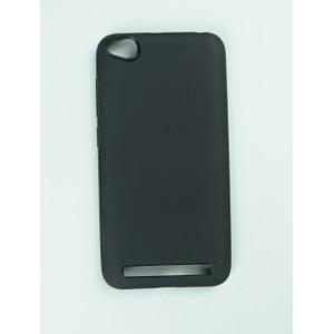 Чехол-накладка для Xiaomi Redmi 5A (Black)