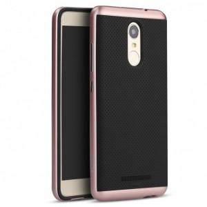 Чехол-накладка iPaky Original для Xiaomi Redmi Note 3 (розовый)