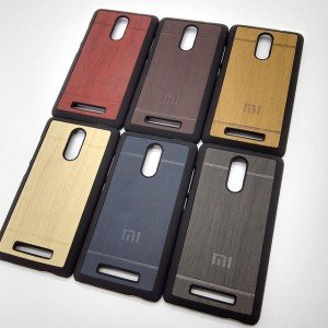 Чехол-накладка wood для Xiaomi Redmi Note 3