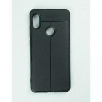 Чехол-накладка для Xiaomi Redmi Note 5 (Black)