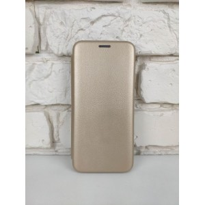 Чехол-книжка для Xiaomi Redmi Note 7 (gold)