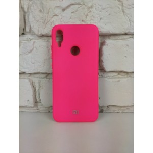 Чехол Xiaomi  для Xiaomi Redmi Note 7 acid pink