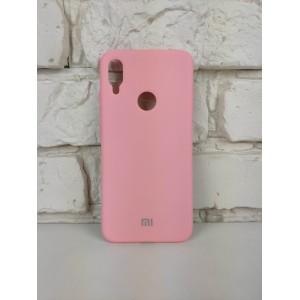 Чехол Xiaomi  для Xiaomi Redmi Note 7 pink