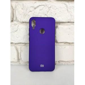 Чехол Xiaomi  для Xiaomi Redmi Note 7 purple