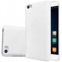 Чехол-накладка Nillkin для Xiaomi Mi5 (white)