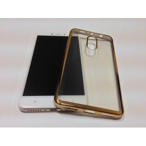 Чехол-накладка Nature для Xiaomi Redmi Note 4X (gold)