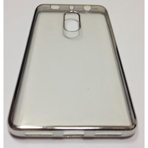 Чехол-накладка Nature для Xiaomi Redmi Note 4X (silver)
