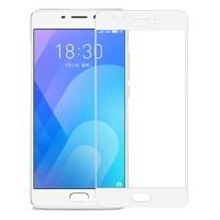 Защитное стекло для Meizu M6 Note (white)