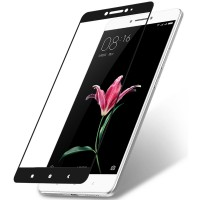Защитное стекло для Xiaomi Mi Max 2 (black)