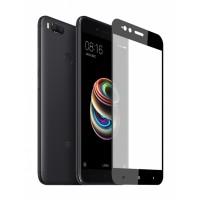Защитное стекло для Xiaomi Mi A1 (black)