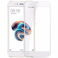 Защитное стекло для Xiaomi Mi A1 (White)
