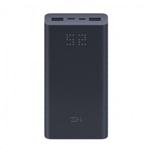 Xiaomi ZMi Powerbank Aura 20 000 mAh Type-C Black (QB822)