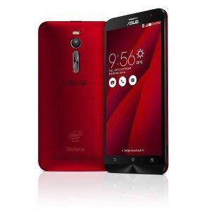 Asus ZenFone 2 ZE551ML 4/64GB Red  (12 мес гарантии)