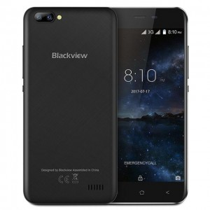 Blackview A7 Chocolate black