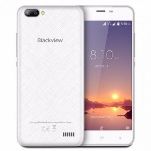 Blackview A7 Cream White