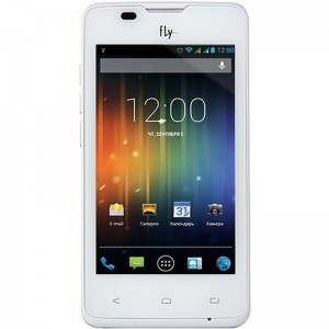 Fly IQ449 white (UA UCRF) (Распродажа)