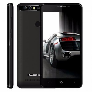 Leagoo KIICAA Power Black (12 мес. гарантии)