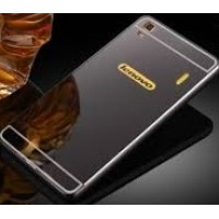 Чехол-накладка Aluminium для Lenovo K3 Note black