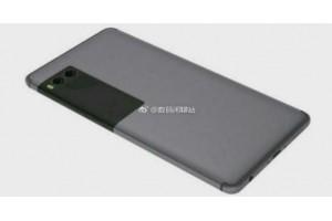 Изображение Meizu Pro 7 подтвердило наличие второго дисплея