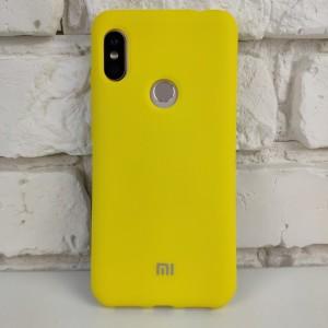 Чехол Xiaomi  для Xiaomi Redmi Note 5 (Yellow)