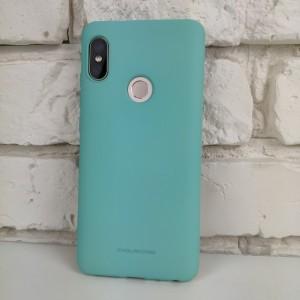 Чехол Molan Cano  для Xiaomi Redmi Note 5 (бирюзовый)