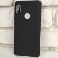 Чехол Molan Cano  для Xiaomi Redmi Note 5 (black)