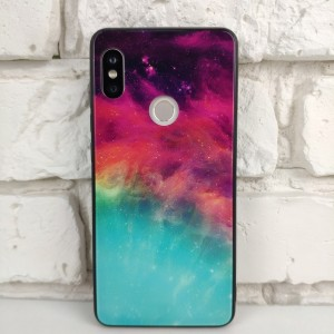 Чехол Cosmos для Xiaomi Redmi Note 5 (black)