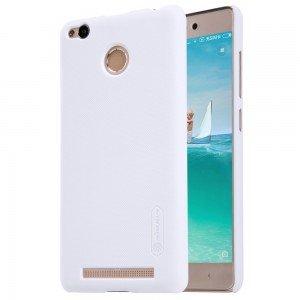 Чехол-накладка Nillkin для Xiaomi Redmi 3s white