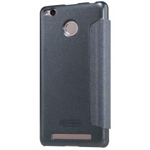Чехол-книжка Nillkin для Xiaomi Redmi 3s black