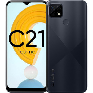 Realme C21 4/64GB Cross Black EU