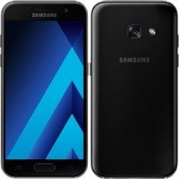 Samsung A320F/DS Galaxy A3 2017 Black (UA UCRF)