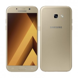 Samsung A320F/DS Galaxy A3 2017 Gold (UA UCRF)