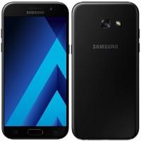 Samsung Galaxy A5 (2017) Duos A520F Black (UA UCRF)